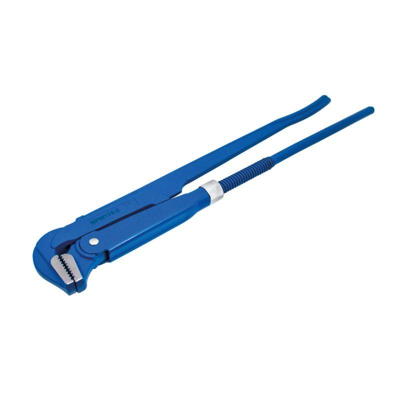 Ключ NORGAU трубный губки под углом 90°, 2, NPW175 клещи vde norgau n278vde 250 067230025
