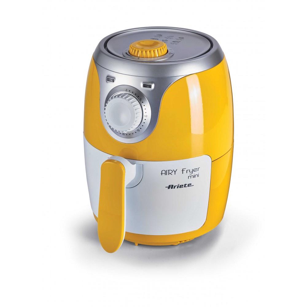 Фритюрница ARIETE 4615 Fryer Mini, желтый Ariete