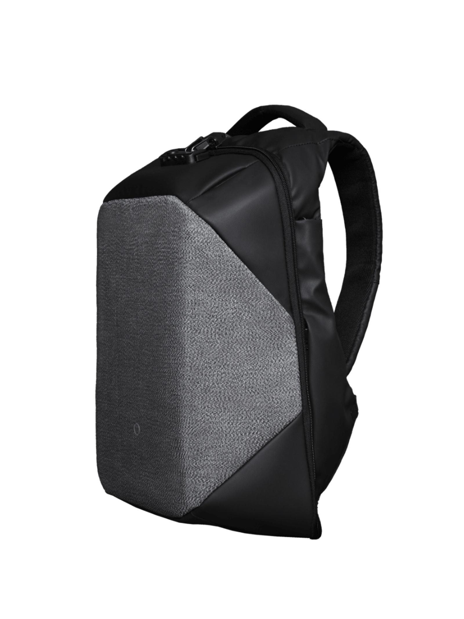 Рюкзак Korin CkickPack Pro-safe, черно-серый рюкзак korin design clickpack gray серый