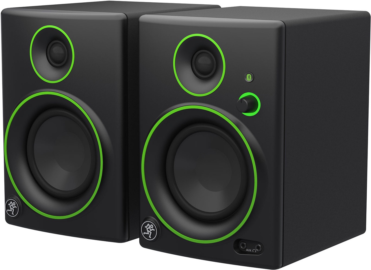лучшая цена Мониторная акустика MACKIE CR-3, черный