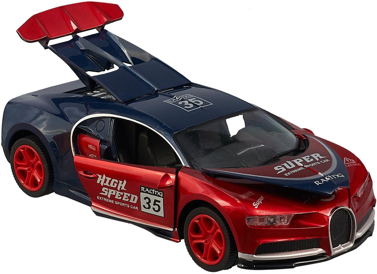 Игрушечный автомобиль OCIE, цвет: красный. OTC0873974