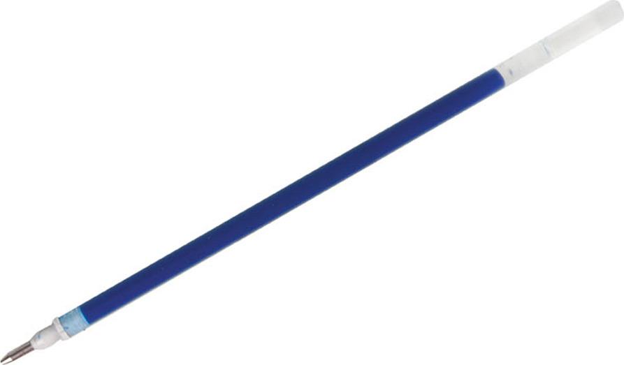 Набор сменных стержней Crown Hi-Jell для гелевых ручек, 2176, цвет чернил синий, 12 шт2176Предназначен для замены исписанного стержня гелевой ручки Crown. Компактен, занимает меньше места, чем новая ручка. Толщина линии - 0,5 мм, длина стержня - 138 мм.