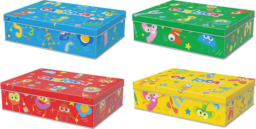 Набор для рисования Carioca, 262575 набор для рисования carioca back to school 43261 97 предметов