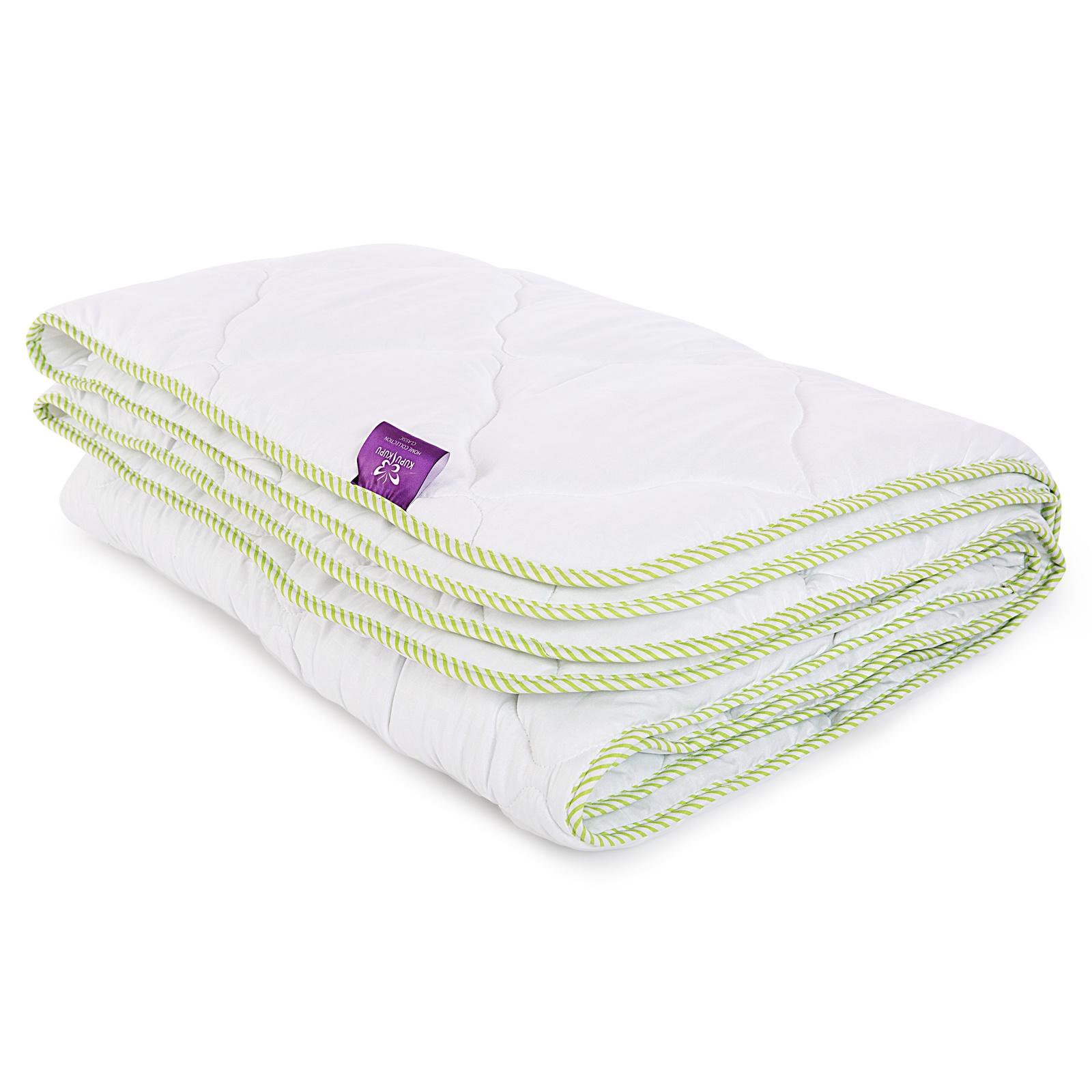 Одеяло KUPU-KUPU Бамбук белый 172х205 см