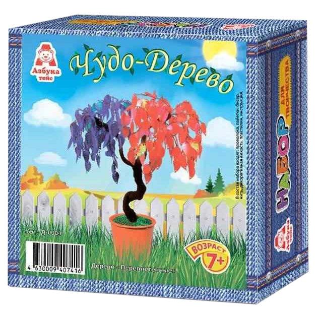 Развивающая игрушка Азбука Тойс чудо-дерево
