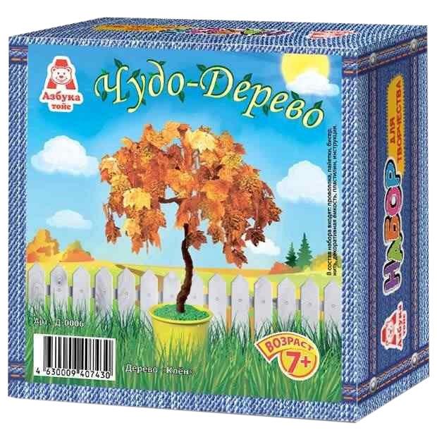 """Чудо-дерево из пайеток """"Клен"""". Набор для творчества"""
