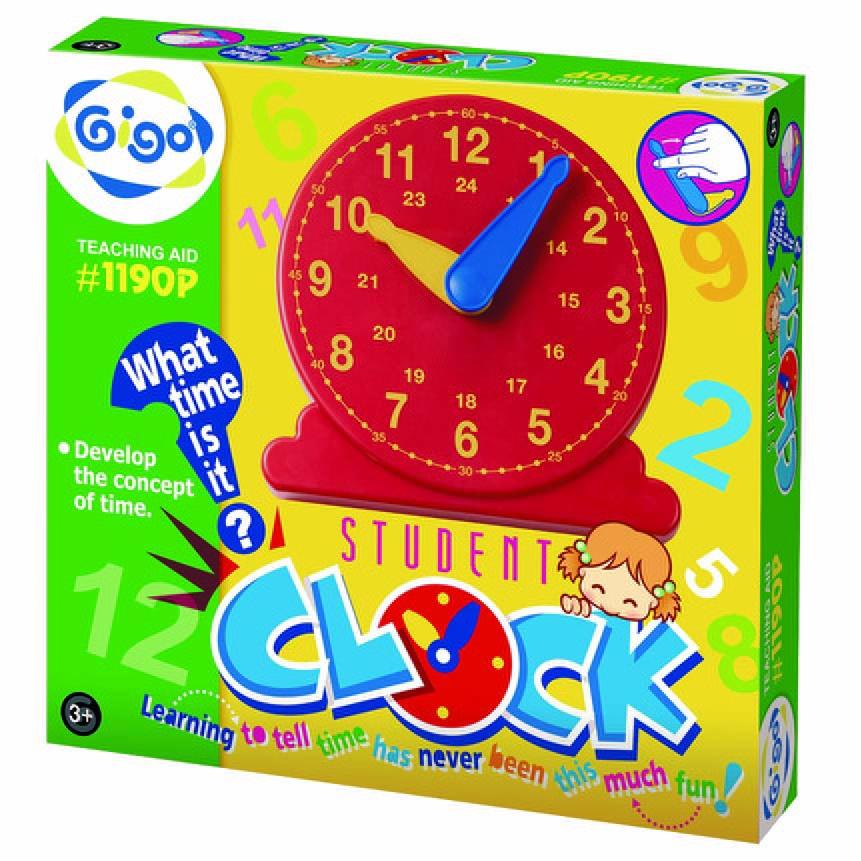 Игровой набор Gigo НРТОЙ конструктор развивающий gigo маленькие часы