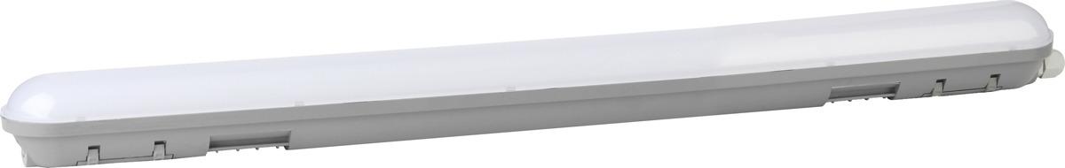 Потолочный светильник ЭРА IP65, 18Вт, 1600лм, 6500К, 18 Вт светильник llt ссп 159 4690612008943 светодиодный герметичный 18вт 230в 6500к 1350лм 640мм ip65