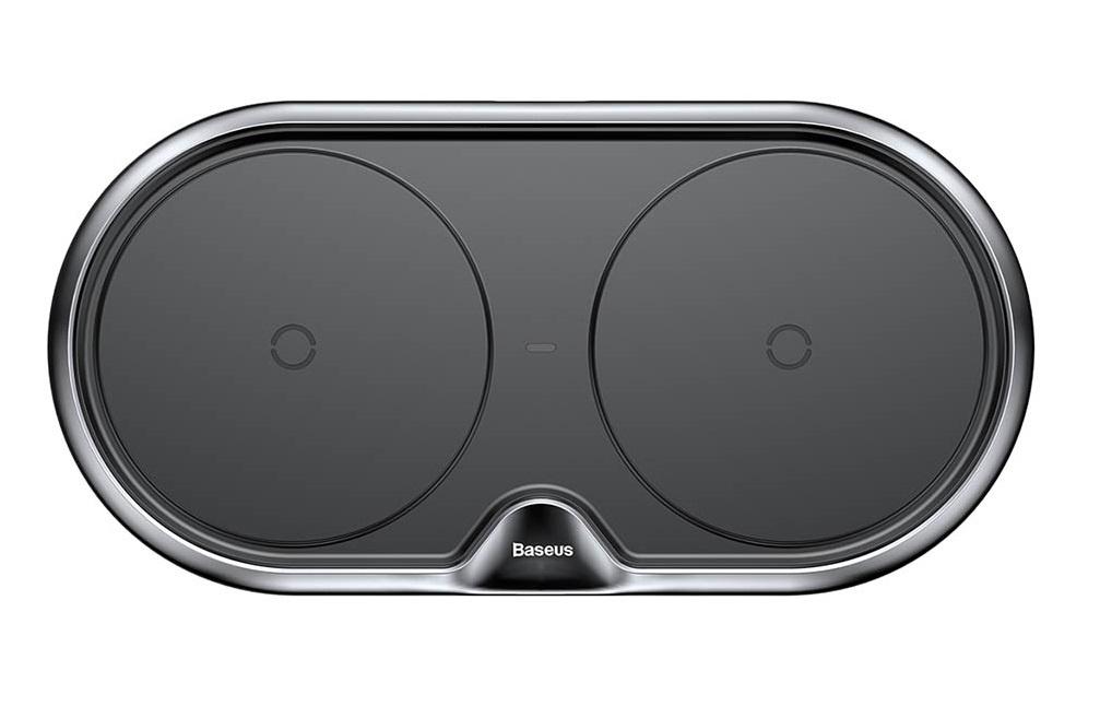 Фото - Беспроводное зарядное устройство Baseus WXXHJ-A01, черный беспроводное зарядное устройство baseus 7d6d4d3a 61d8 47d6 a2f2 f06ce44bf257 черный