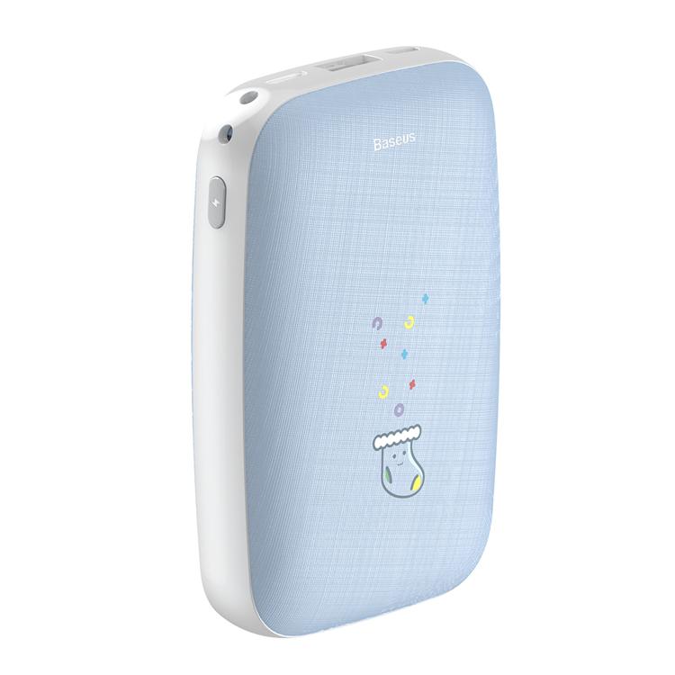 Внешний аккумулятор Baseus PPALL-CXQ03, синий футболка wearcraft premium printio overwatch tracer
