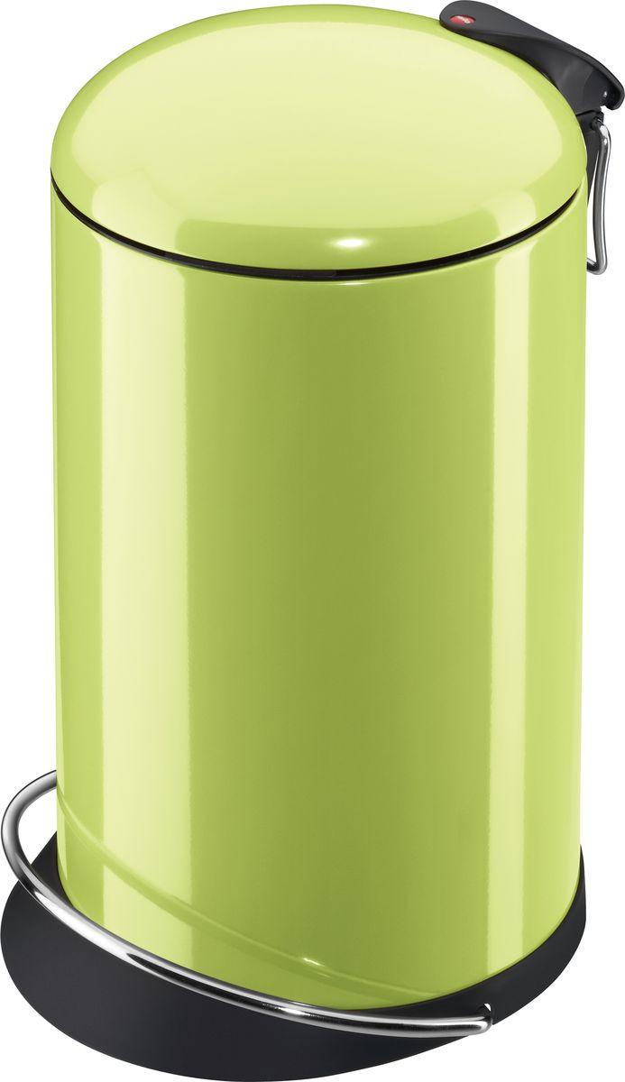 Мусорное ведро Hailo TOPdesign, 0516-550, зеленый, 13 л цена 2017