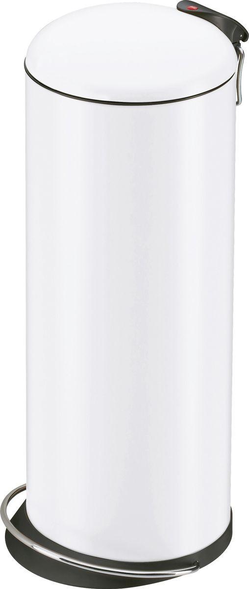 Мусорное ведро Hailo TOPdesign, 0523-219, белый, 24 л цена 2017