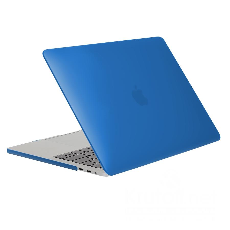 Чехол для ноутбука Promate ShellCase-15, синий крышка ноутбука