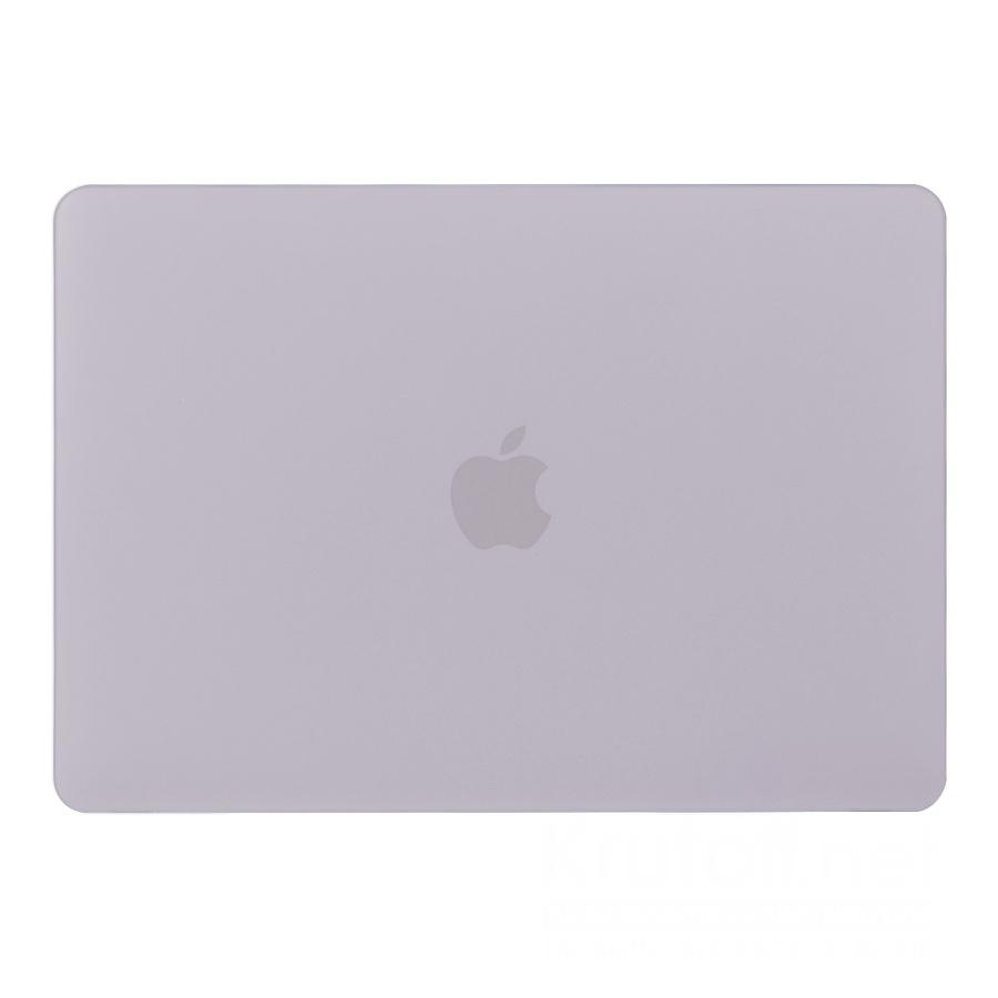 Чехол для ноутбука Promate ShellCase-15 Clear, прозрачный крышка ноутбука