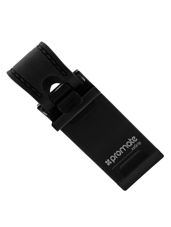Автомобильный держатель promate EZGrip, черный автомобильный держатель promate mount pro синий 00007642