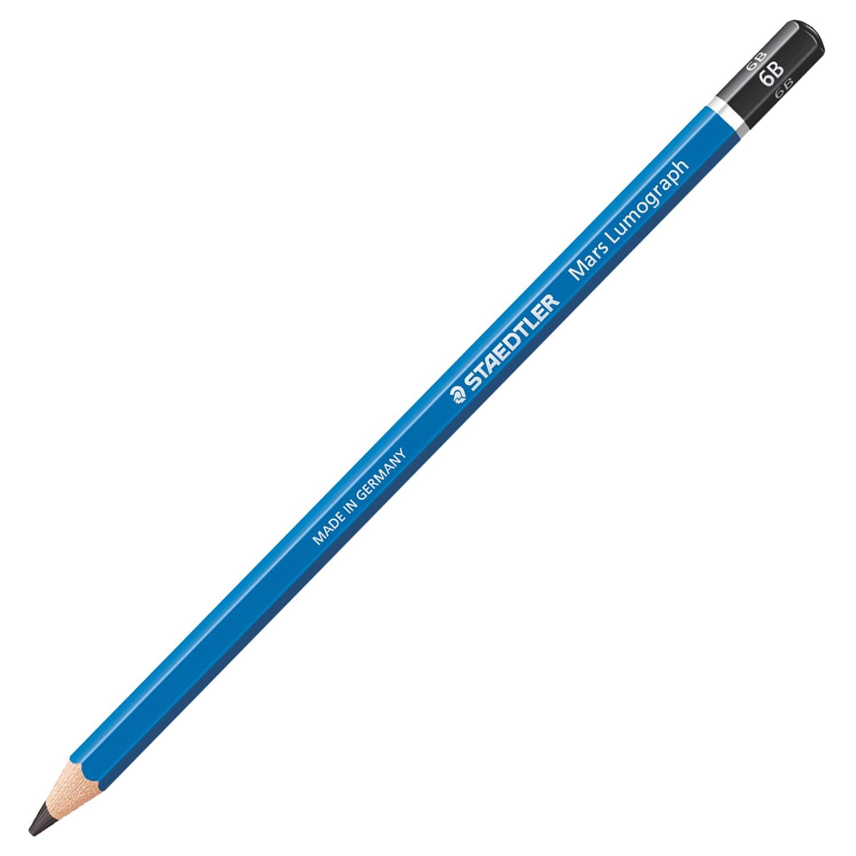 Карандаш STAEDTLER Mars Lumograph карандаш 6b