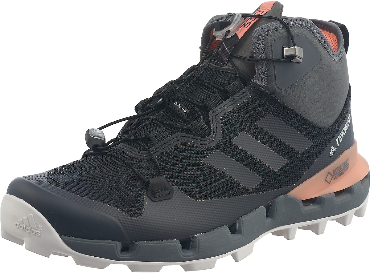 Кроссовки adidas Terrex Fast Mid Gtx-Surround W adidas outdoor men s terrex scope gtx