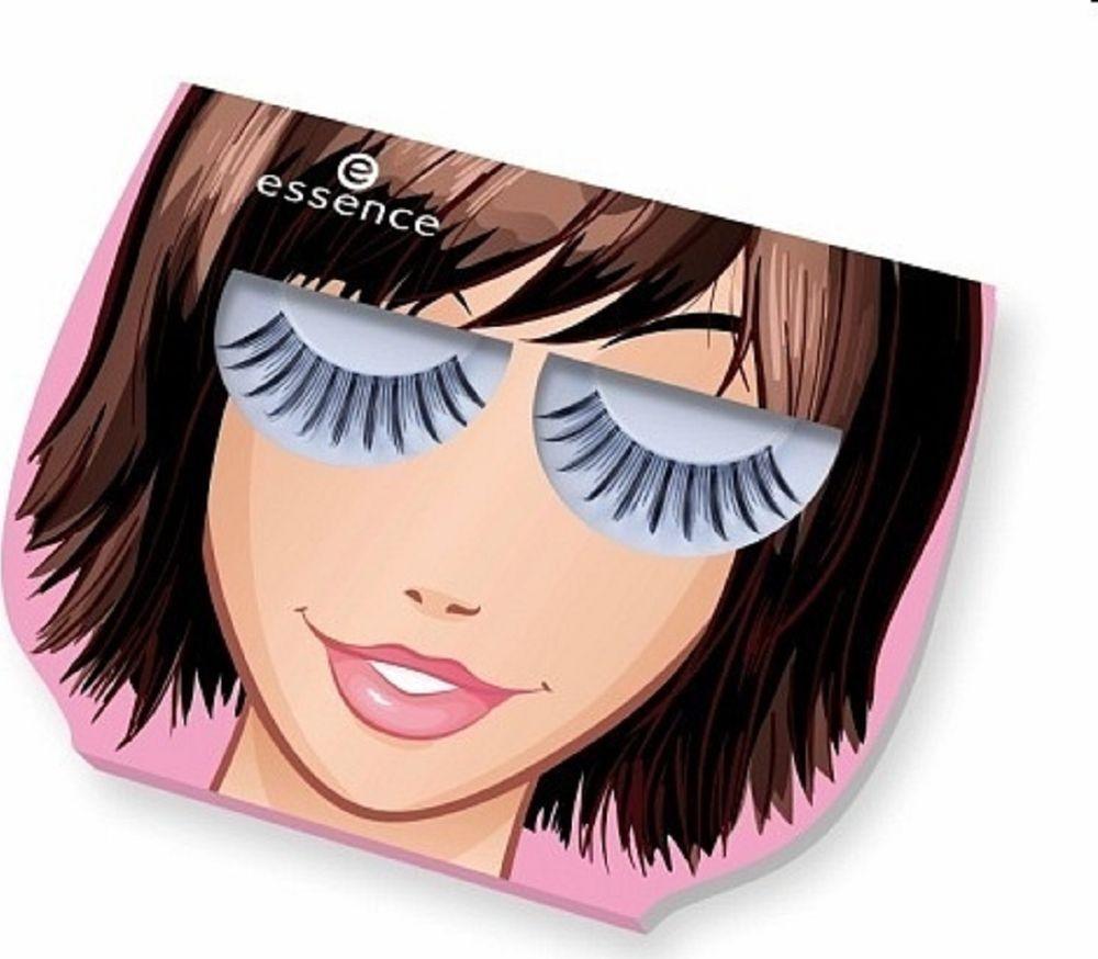 Накладные ресницы Essence Fancy lashes, черный, 17 г недорого