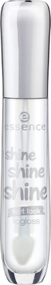 Блеск для губ Essence Shine Shine Shine, №01, 5 мл блеск для губ shine shine shine essence губы