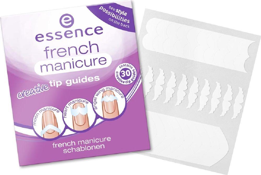 цена на Наклейки-шаблоны для ногтей Essence, №02, 5 г