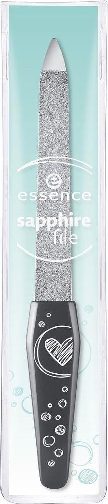 Пилочка для ногтей металлическая Essence Sapphire File essence пилочка для ногтей металлическая sapphire file