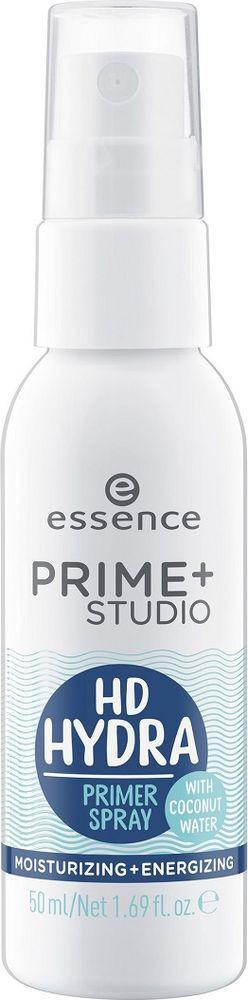 Праймер для лица Essence спрей Prime + studio hd, 30 мл спрей праймер с кокосовой водой essence prime and studio hd hydra primer spray