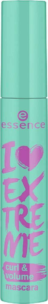 Тушь для ресниц Essence I love extreme curl & volume, 12 мл