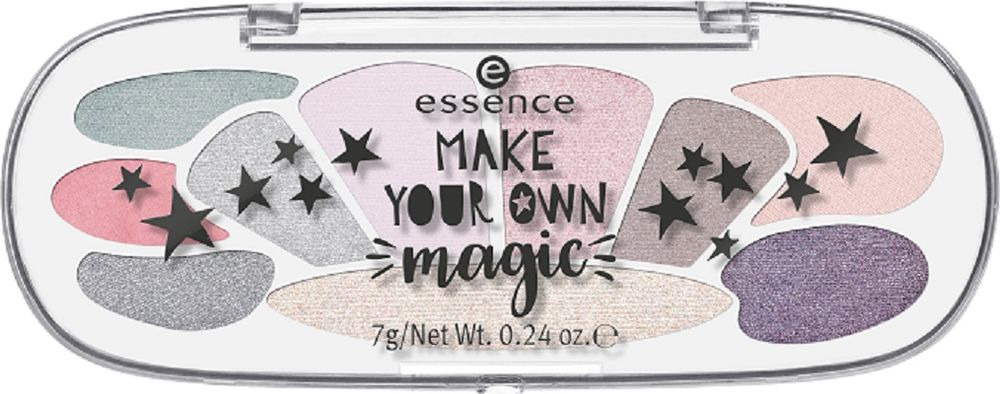 Тени для век Essence Eyeshadow Box imake your own magic, №06, 50 г недорого