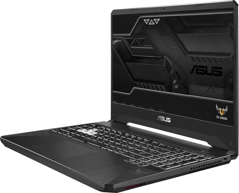 """15.6"""" Игровой ноутбук ASUS TUF Gaming FX505GD 90NR00T3-M04900, серый металлик"""