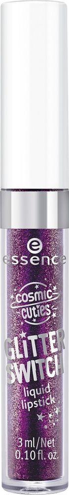 Губная помада Essence Cosmic cuties Glitter, жидкая, №04, 3 мл все цены