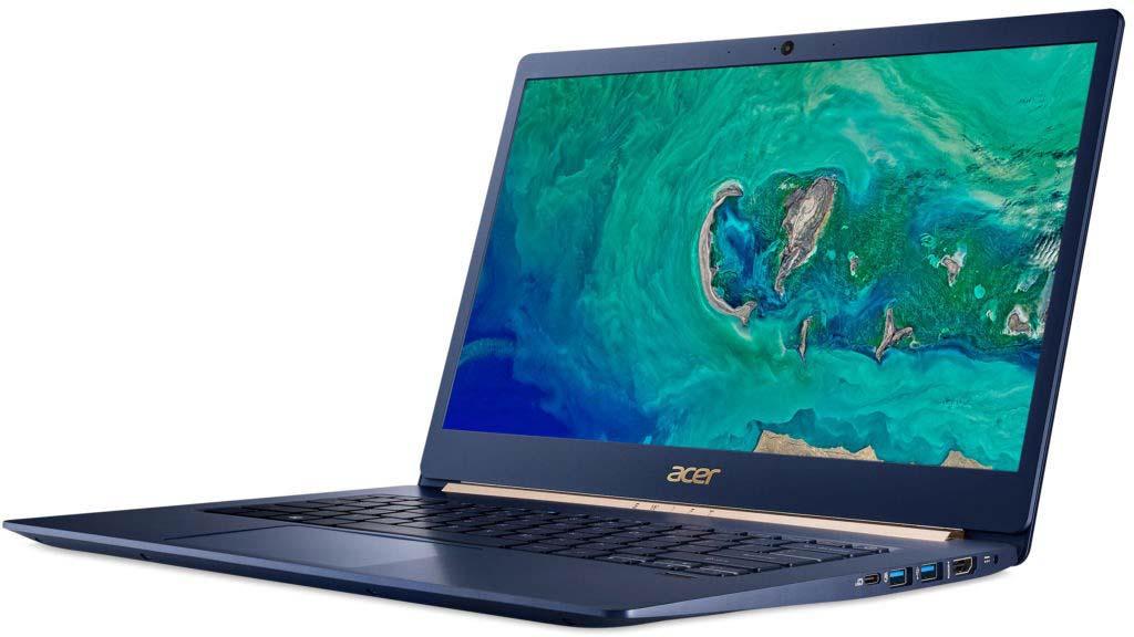 Ноутбук Acer Swift 5 SF514-53T, NX.H7HER.002, 14