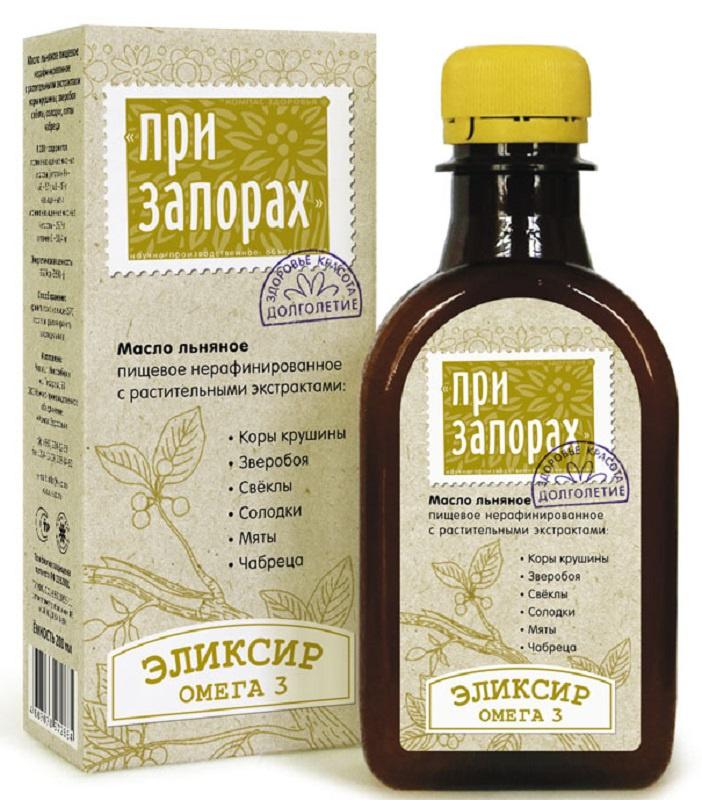 Масло Льняное Компас Здоровья При запорах, 0,2 л масло льняное компас здоровья сибирское 0 2 л
