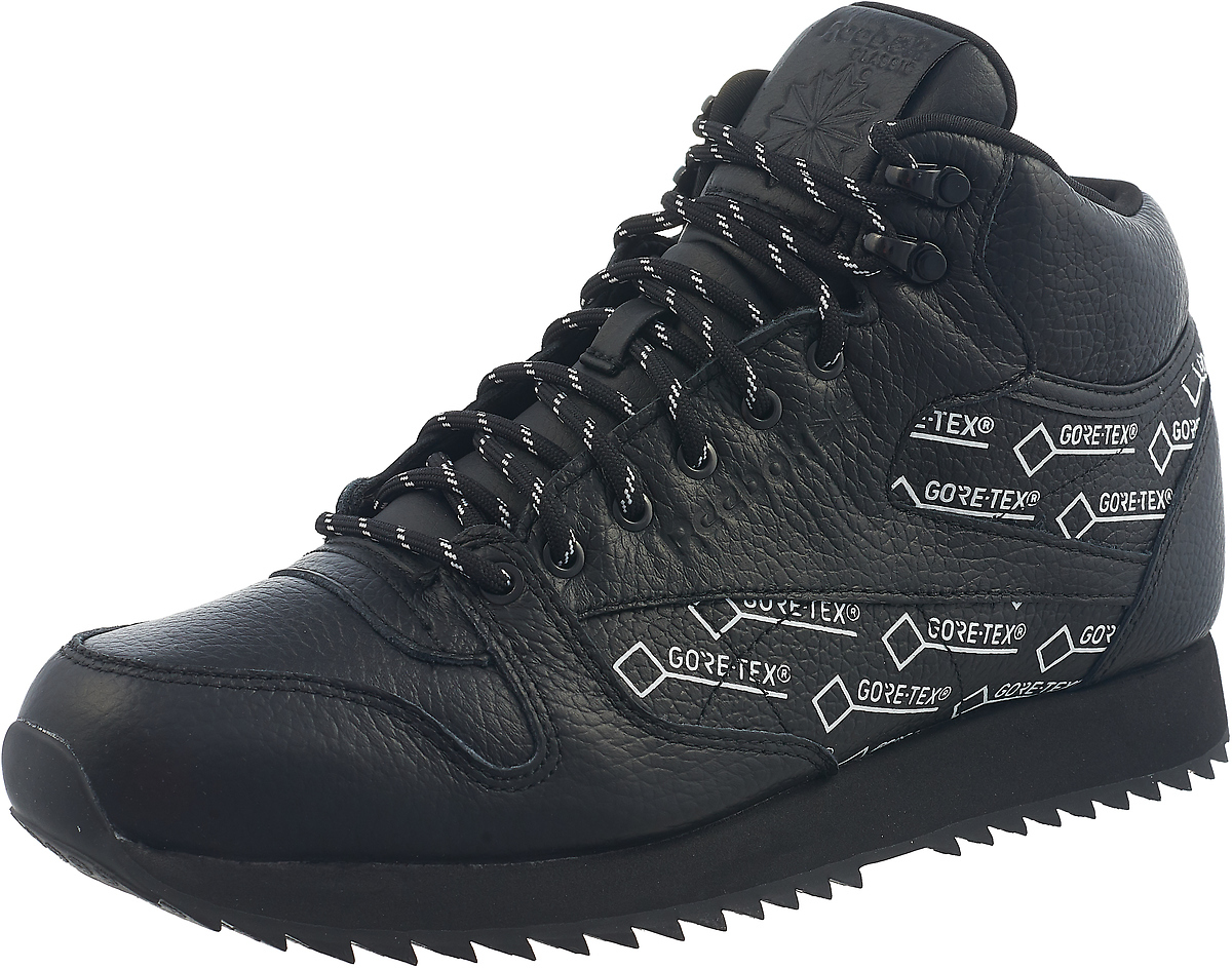 Кроссовки Reebok Cl Leather Mid Ripple Gtx цена
