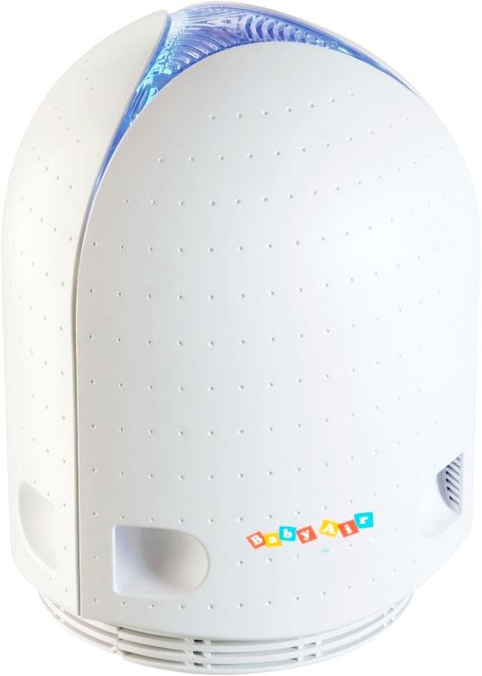 Очиститель воздуха Airfree Babyair, белый цена и фото
