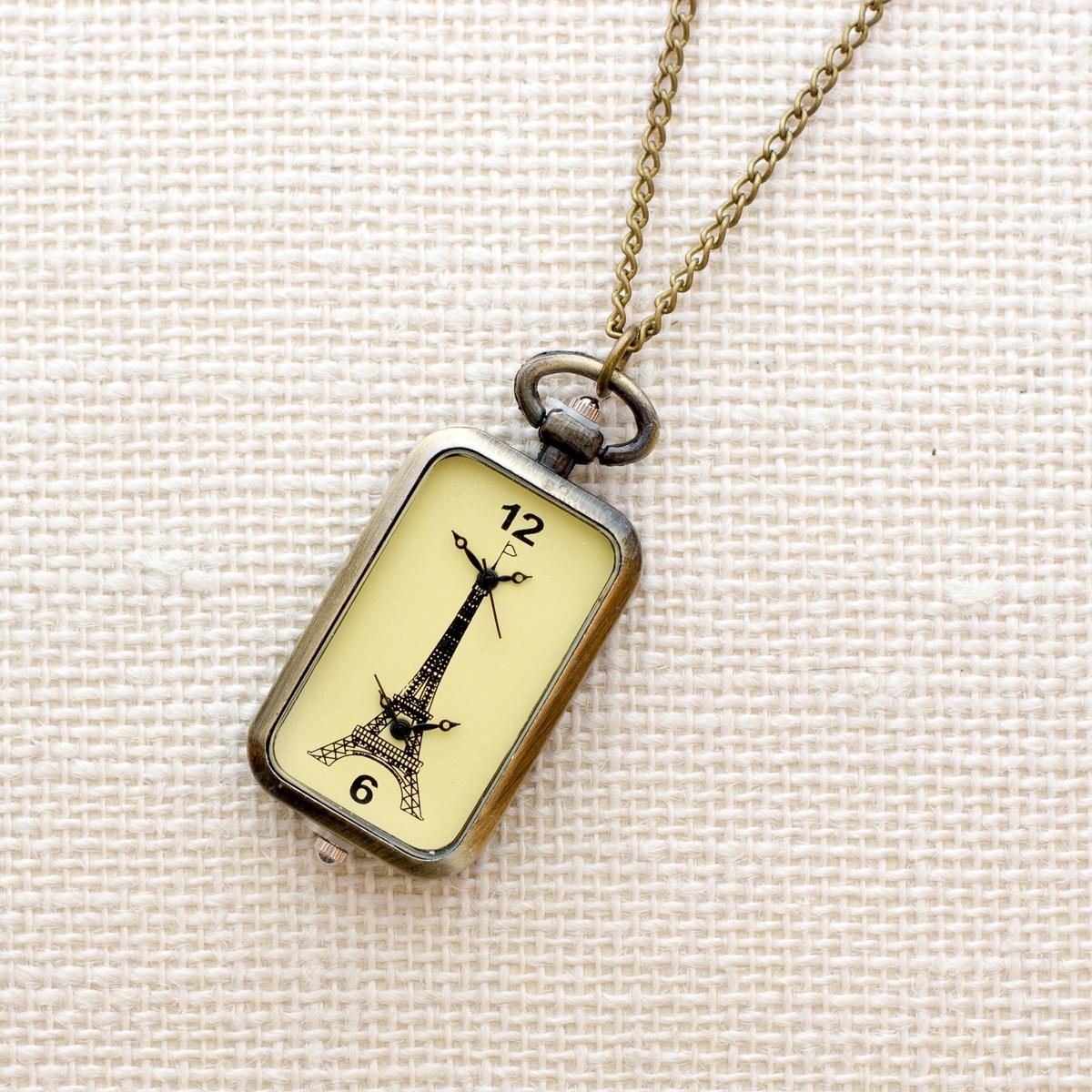 Карманные часы Mitya Veselkov ANTIK170, бронза полые бронзовый античный китайского зодиака тигр чувствительных ожерелье кулон карманные часы