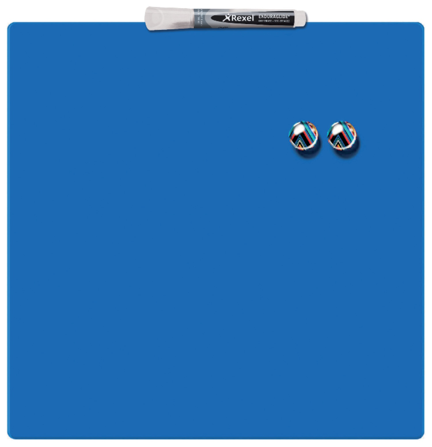Доска магнитно-маркерная NOBO Kids, синий