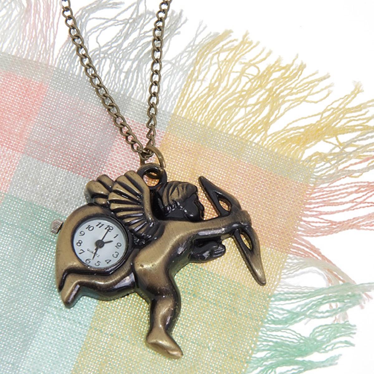 Карманные часы Mitya Veselkov ANTIK003, бронзаANTIK-003Украшение для интересных людей. Материал: сплав металлов. Цвет: бронзовый.