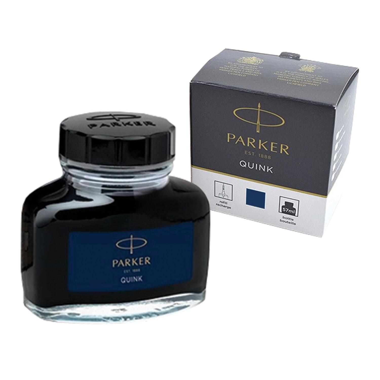 """Чернила PARKER (Германия) """"Bottle Quink"""", 57 мл, 1950376, синие"""