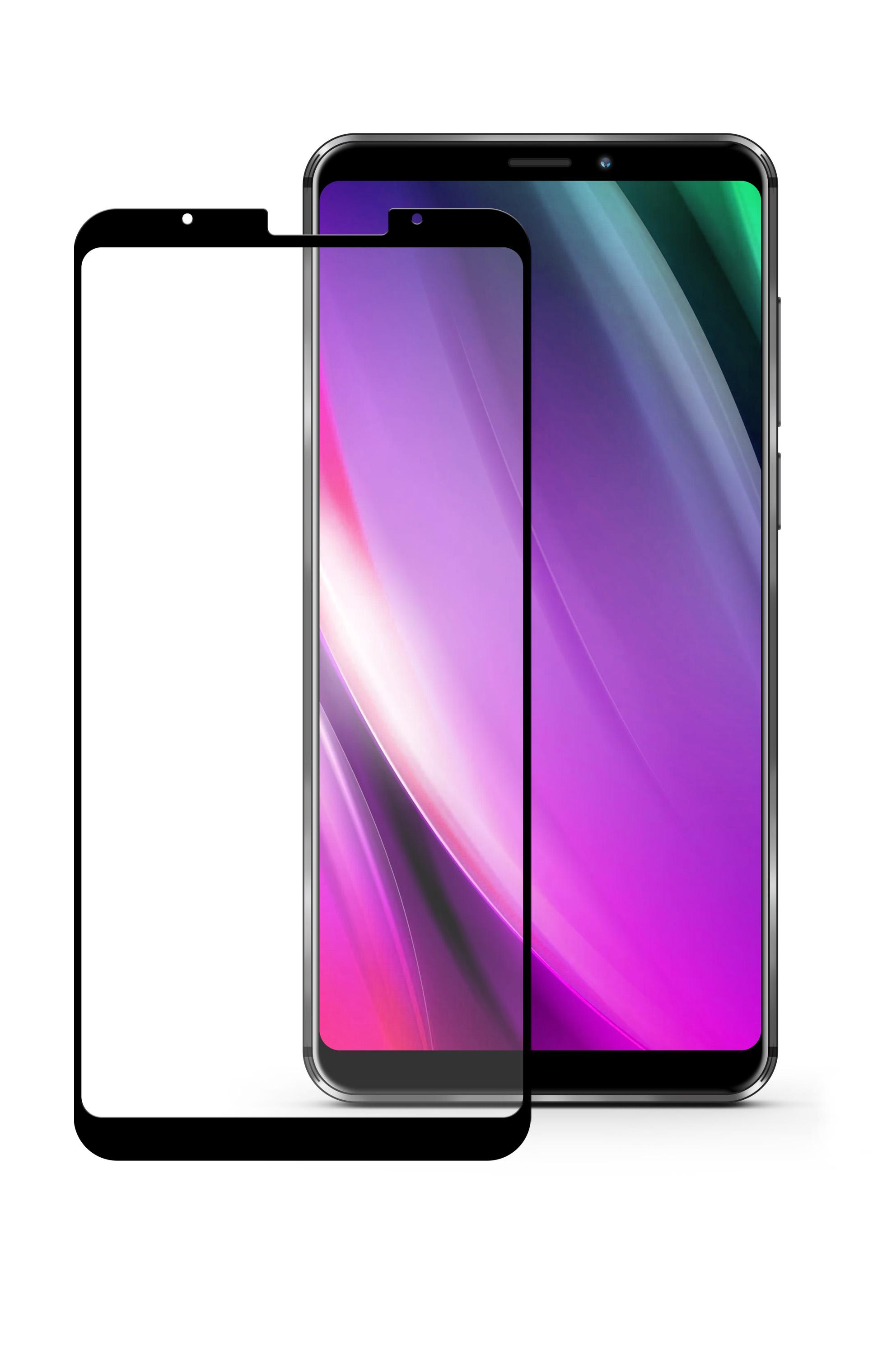 Защитное стекло Mobius для Meizu Note 8 3D Full Cover (Black) аксессуар защитное стекло mobius для honor 7c pro 3d full cover black 4232 208