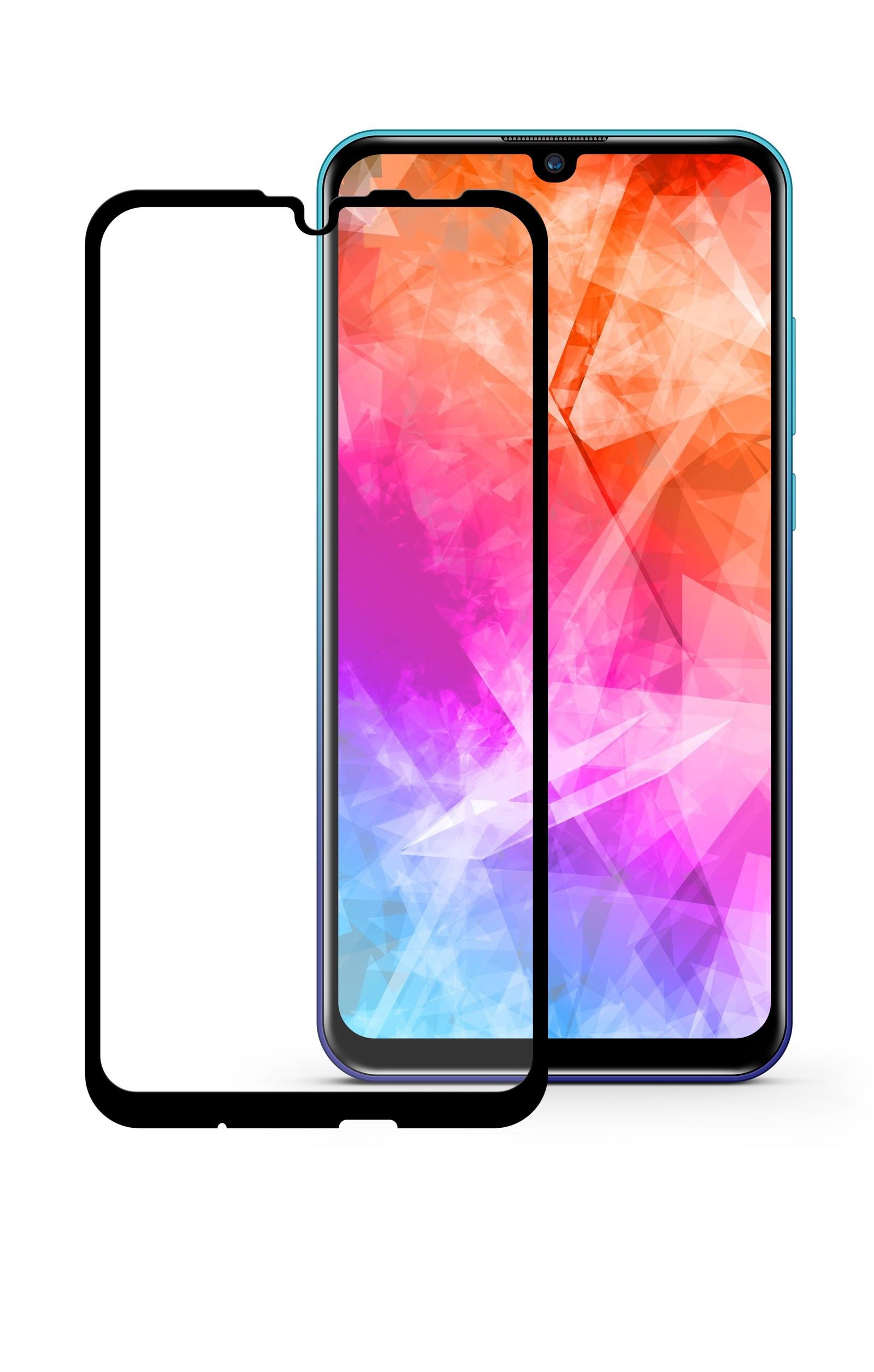 Защитное стекло Mobius Huawei Honor 10 Lite/P Smart 2019, черный аксессуар защитное стекло для huawei p smart pero 2 5d white prmg hpsw