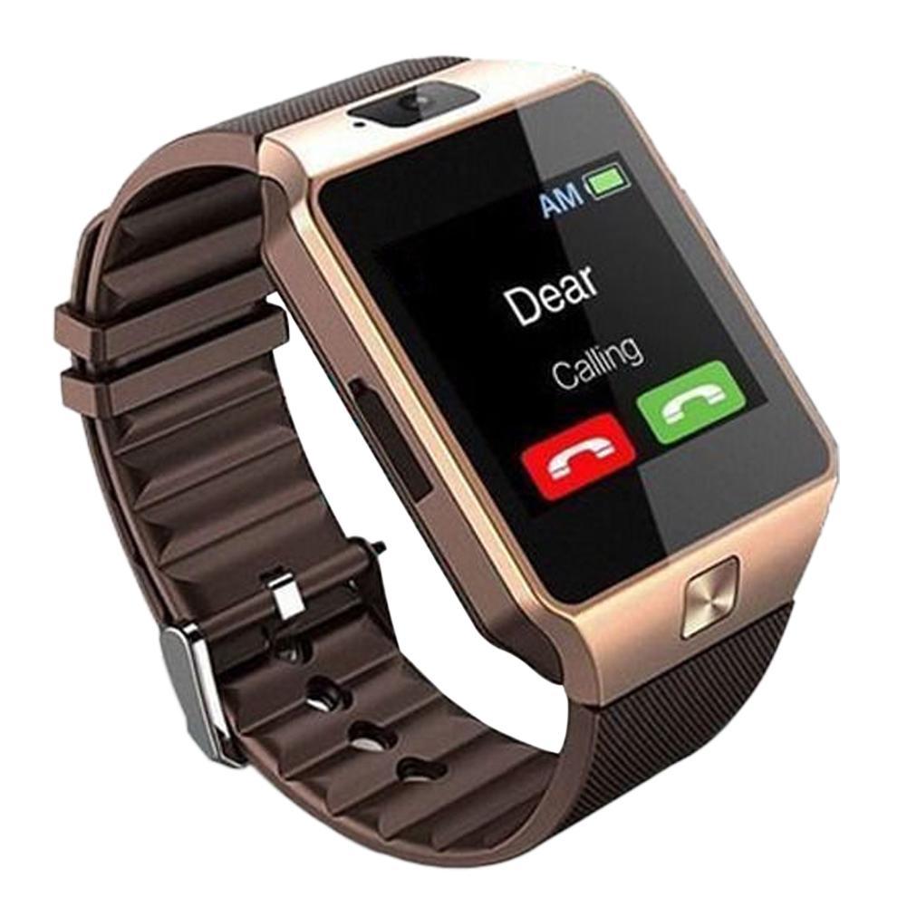 DZ09 Bluetooth спортивные умные часы с камерой для телефонов Android IOS (золото) новый оригинальный 7 дюймовый xcl s70019a fpc3 0 fk емкостный сенсорный экран сенсорный экран экран