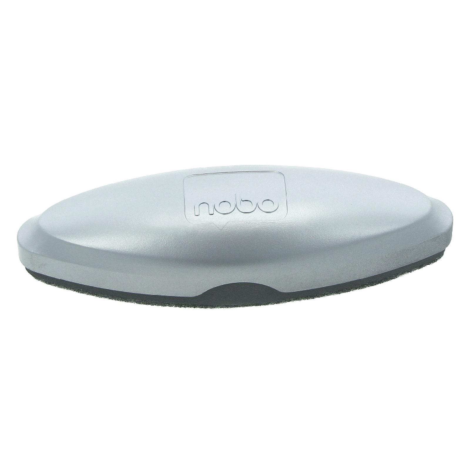 Набор для досок и флипчартов NOBO Diamond, белый стиратель для досок магнитный eco