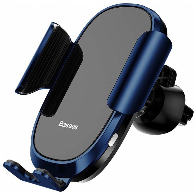 Автомобильный держатель Baseus SUGENT-ZN03, синий стоимость
