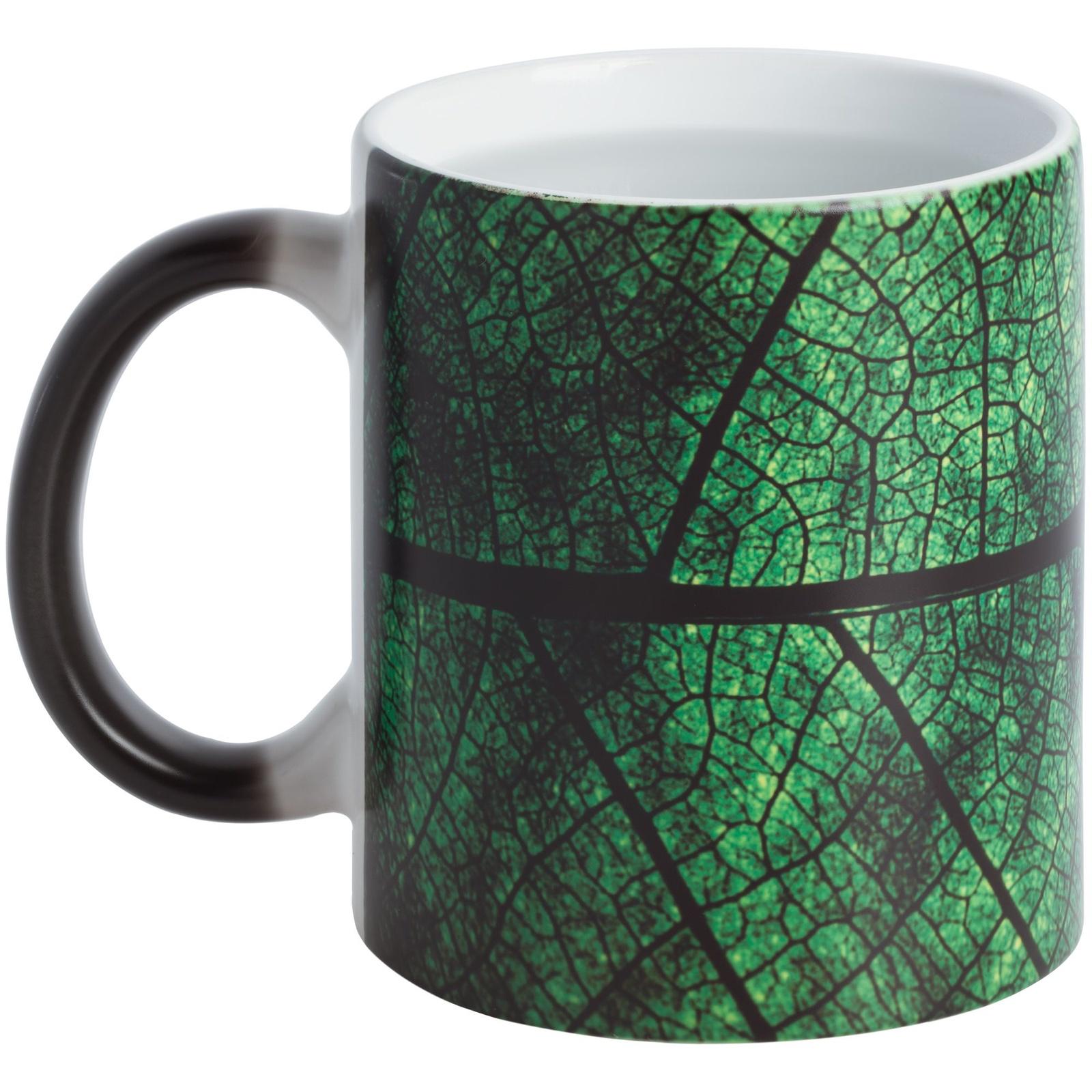 Кружка Принтэссенция Evergreen, черный, зеленый крем evergreen 1l