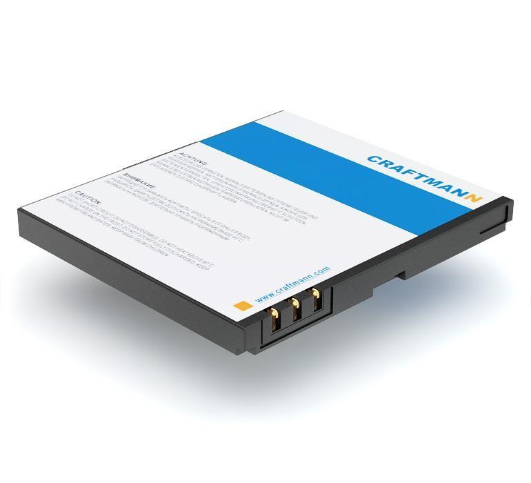 Аккумулятор для телефона Craftmann HHB4Z1 для Huawei U9000 Ideos X6. аккумулятор для телефона ibatt ib huawei u9000 ideos x6 m168