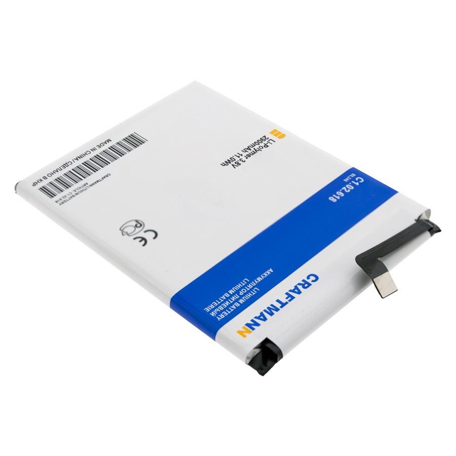Аккумулятор для телефона Craftmann BL246 для Lenovo Vibe Shot, Vibe Max Z90-3, Vibe Max Z90-7, Max Z90 аккумулятор для телефона ibatt bl246 для lenovo vibe max z90 vibe max z90 7 vibe max z90 3