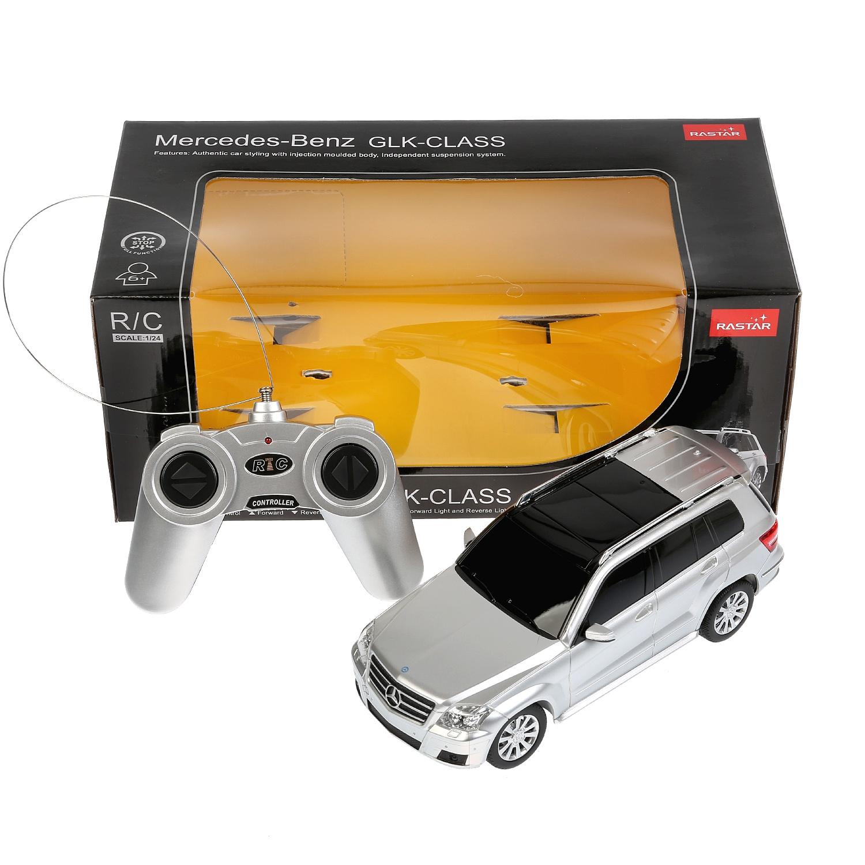 Машинка-игрушка Rastar 32100-RASTAR серебристый цена