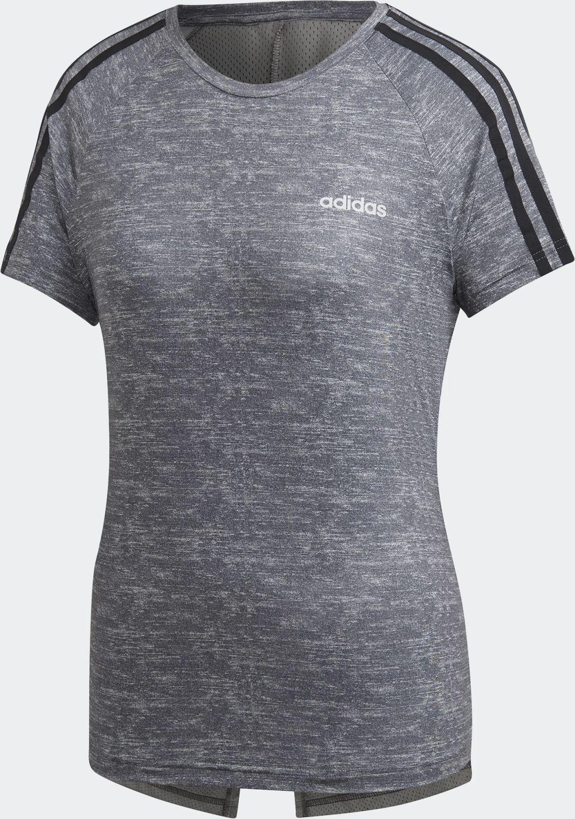 Футболка adidas W D2M 3S Tee цены