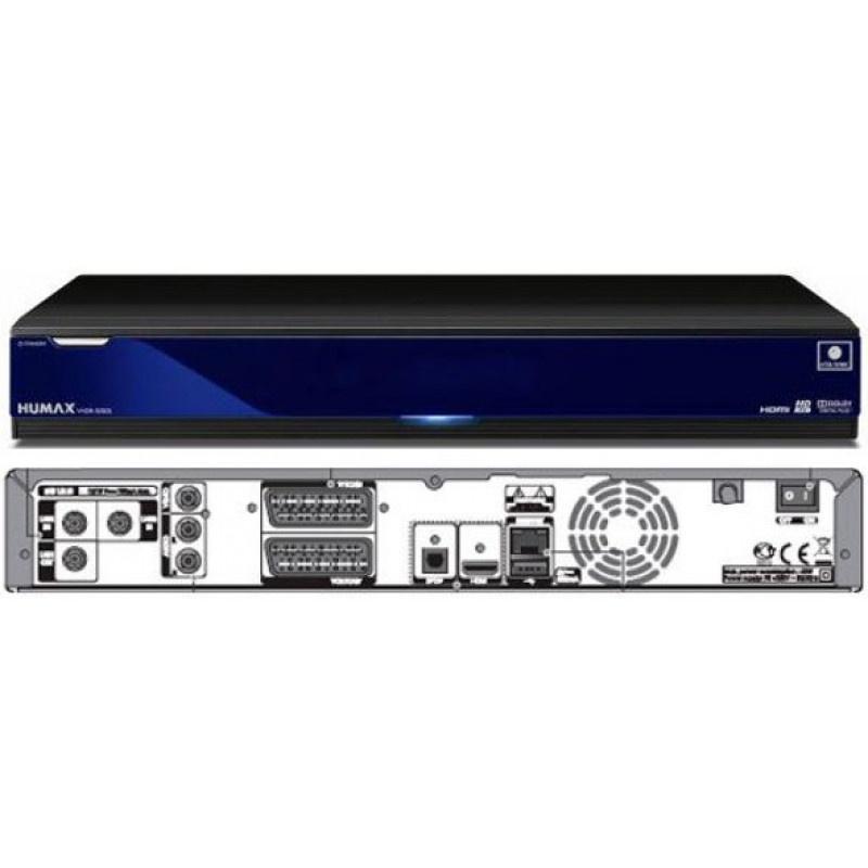 ТВ-тюнер/ресивер Humax VHDR-3000S
