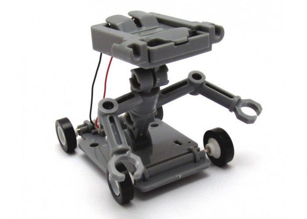 Игрушечный робот KAKADU Robo игра kakadu набор сделай сам паук на солёной воде spid